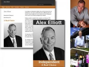 Alex Elliott - independent for drummoyne running in state elections NSW
